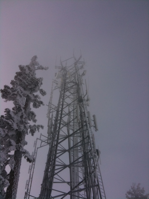 wireless snow tower