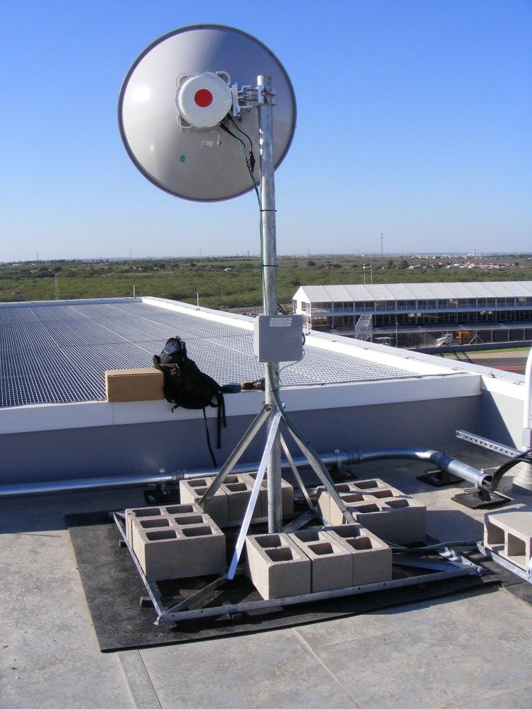 Wireless Roof Top