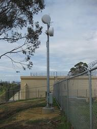 Licensed Microwave Backhaul Repeater