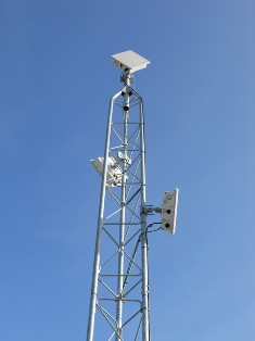 Point to multipoint base station