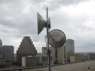 Wireless Backhaul at SXSW