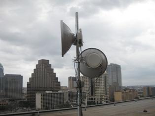 Wireless Backhaul at SXSW