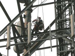 Wireless Installation Tower climber