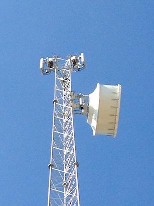 LTE Wireless Backhaul